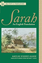 Sarah : an English translation