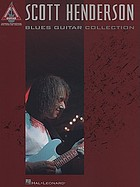 Blues guitar collection