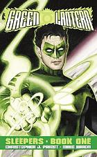 Green Lantern. Sleepers. Book 1
