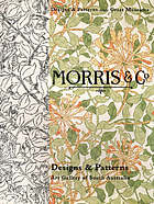Morris & Co. : designs & patterns from the Art Gallery of South Australia