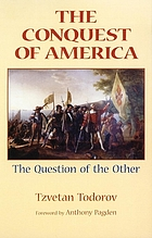 The conquest of America : the question of the other