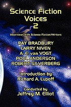 Science fiction voices # 2 : interviews with science-fiction writers