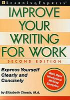 Improve your writing for work