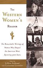 The Western women's reader