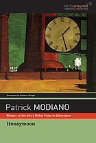 Voyage de noces : roman