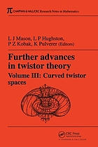 Curved twistor spaces