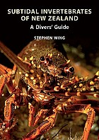 Subtidal invertebrates : a divers guide
