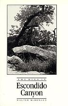 The digs in Escondido Canyon