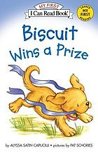 Biscuit wins a prize