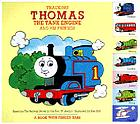 Tracking Thomas the tank engine and his friends : a book with finger tabs : based on the Railway series by the Rev. W. Awdry