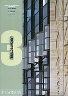 3 architectures