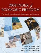 2005 index of economic freedom