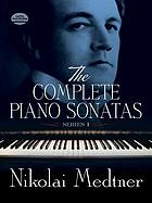 The complete piano sonatas