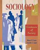 Sociology : contours of society