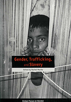 Gender, trafficking, and slavery