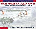 What makes an ocean wave? : questions and answers about oceans and ocean life