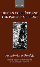 Tristan Corbière and the poetics of irony