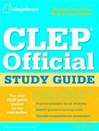 CLEP : official study guide
