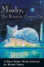 Mosby, the Kennedy Center cat