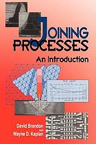 Joining processes an introduction