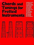Chords and tunings for fretted instruments