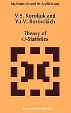 Theory of U-statistics