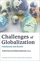 Challenges of globalization : imbalances and growth