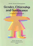 Gender, citizenship and governance : a global sourcebook