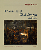 Art in an age of civil struggle, 1848-1871
