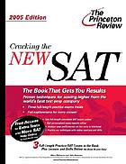 Cracking the new SAT