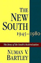The new South, 1945-1980