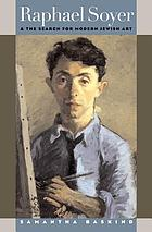 Raphael Soyer and the search for modern Jewish artRaphael Soyer and the search for modern Jewish art