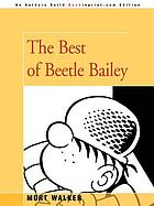 The best of Beetle Bailey : a thirty-three year treasury