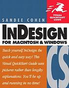 InDesign CS for Macintosh and Windows