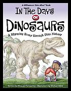 In the days of dinosaurs : a rhyming romp through dino history