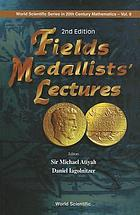 Fields medallists' lectures