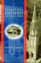 Villanova University, 1842-1992 : American--Catholic--Augustinian