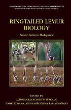 Ringtailed lemur biology : Lemur catta in Madagascar