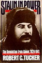 Stalin in power : the revolution from above, 1928-1941