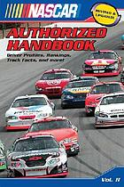NASCAR authorized handbook : all you need to know to get ready for the 2005 NASCAR NEXTEL Cup Series