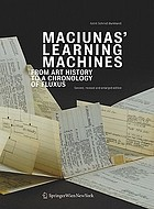 Maciunas' learning machines : from art history to a chronology of Fluxus