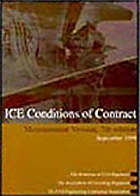 ICE design and construct conditions of contract