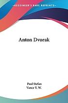 Anton Dvořák