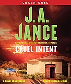 Cruel intent : [a novel of suspense]