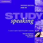 Study speaking [a course in spoken English for academic purposes]