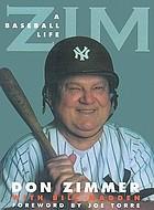 Zim a baseball life