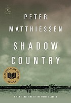 Shadow country : a new rendering of the Watson legend