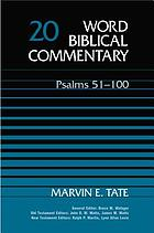 Word biblical commentary. Vol.20, Psalms 51-100