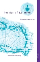 Poetics of relation