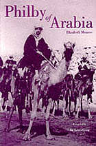 Philby of Arabia